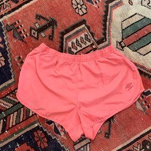 Cute Pink Running Shorts